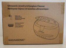 Magnasonic Professional Ultrasonic Polishing Jewelry Cleaner Machine