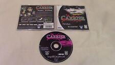 Carrier Sega Dreamcast Video Game Complete