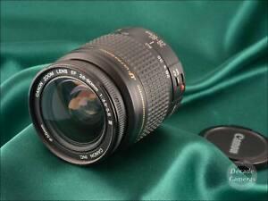 Canon EF Ultrasonic Series IV 28-80mm f3.5-5.6  Kit Zoom Lens - VGC - 280