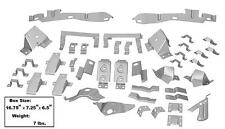 1967-68 Mustang Fastback Body Bracket Kit 42 Pieces New Dii