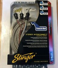 STINGER SI4920 20 FT 6M 4000 AUDIO VIDEO RCA INTERCONNECT CABLE *S3