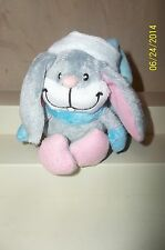 Perleberg Creative GmbH Rabbit Bunny Winter Plush 6""