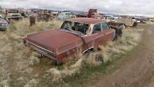 1964 Oldsmobile Super 88 Dynamic 88 98 wiper bezel 64 '64