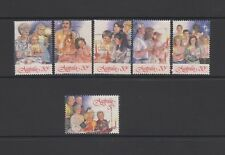 1987 Christmas - 6 used stamps - Lot 237
