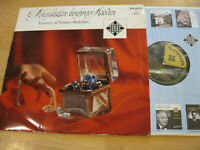 LP Various Schatzkästlein berühmter Melodien  Vinyl Telefunken BLE 14127