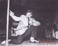 Marty Wilde HAND SIGNED 8x10 Photo Autograph Teenager In Love (C)