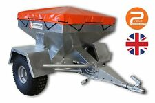 TF350 Trailed Sheep Snacker Feeder, Galvanised, Electric Drive - RRP £1,600 +VAT