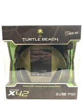 Turtle Beach Earforce XBOX 360 X42 Wireless Dolby Surround Sound Gaming Headset