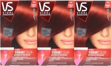 3 Vidal Sassoon 5RR London Luxe Merlot Vibrant Red Permanent Hair Dyes Up To 8wk