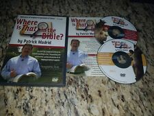 Where is That in the Bible? - 2 DVD Set