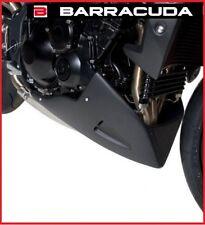 PUNTALE MOTO BARRACUDA TRIUMPH SPEED TRIPLE 2011 2015 ARGENTO VERNICIATO