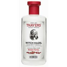 Thayers Alcohol Free Rose Petal Witch Hazel Toner (12oz/355ml) NEW