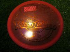 new King Cobra Champion XXL stamp 175 pink mid-range Innova disc golf 4 5 0 2