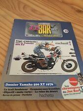 Joe Bar Team n° 19  collection moto revue magazine 50's 80's les motos cultes