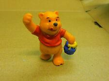 Figur Walt Disney Bullyland Winnie Pooh mit Honigtopf Top Zustand