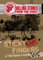 The Rolling Stones From the Vault - Sticky Fingers Live At New DVD