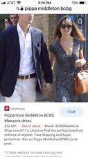 bcbg maxazria dress ASO Pippa Middleton Size M