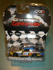 '07 NASCAR ON FOX Nextel Cup 2007 Ford Fusion 1/64 CFS COT New in pkg