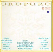 """COMPILATION """" ORO PURO """" LP NUOVO DI NEGOZIO 1988 CBS"""