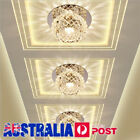 Modern Crystal 5W LED Ceiling Light Fixture Pendant Lamp Lighting Chandelier AU