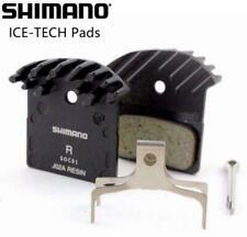 Shimano Disc Brake Pads  J02A XTR XT SLX with cool fin MTB brake Pad