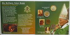 Kms-1800 2001 liras vaticano, los santos padres de Roma en el siglo del milenio