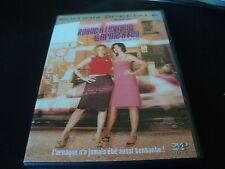 "DVD ""ROUGE A LEVRES ET ARME A FEU"" Minnie DRIVER, Mary McCORMACK"