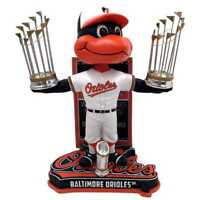 Baltimore Orioles World Series Champs Mascot Bobblehead - Numbered to 1,000 NEW!