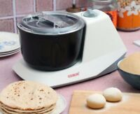 Electric Dough Kneader With Non Stick Bowl making chapatis,rotis, naan,tortila