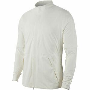 Nike HyperShield Convertible Golf Jacket Sail White 932265-133 Men's Size XL NWT
