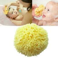 Natural Honeycomb Bath Sponge Clean Bath Face Flush Soft Baby Bath Ball B8B N7N6