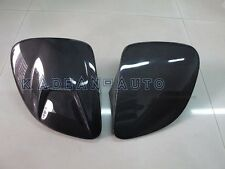 CARBON FIBER NACA STYLE HEADLIGHT LAMP COVERS FOR MAZDA RX-7 RX7 FD3S