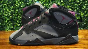 Nike Air Jordan 7 Retro BG Bordeaux 2015 GS Size 7Y  Pre-Owned 304774-034