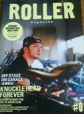 Roller Magazine Vol.1 2011 Autumn Japan Magazine Vintage Motorcycle Stuff USED