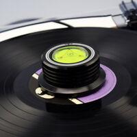 Neu 3-IN-1 LP Disc Stabilizer Turntable Plattengewicht/Record Clamp_50Hz