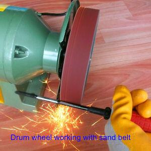 250*40*32mm High Speed Centrifugal Drum Rubber Polishing Wheel for Sanding Mach