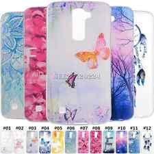 Fashion Cute Style Pattern Slim Soft TPU Protective Phone Case Cover For LG G3 4