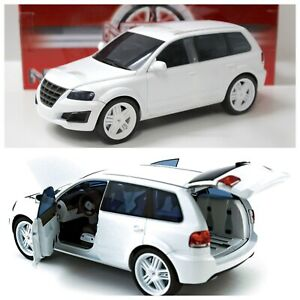 1/18 Norev Volkswagen Parotech P24 Blanc Mat 2008 Neuf Boîte Livraison Domicile