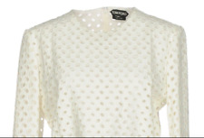 Tom Ford Lace Blouse