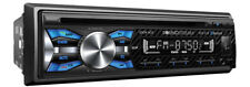 Soundstream VCD-21B Carbon Fiber Look CD/MP3/WMA Player Bluetooth AUX USB Input