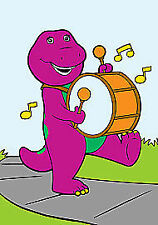 BARNEY - PLEASE AND THANK YOU NEW DVD