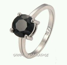 Handmade Onyx White Gold Filled Fashion Jewellery