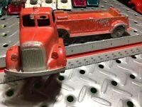 1950 Tootsie Toy Tractor Trailer