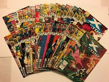 Lot of 40 X-Factor (1st Series) Comic Books - Marvel - 1989 to 1994