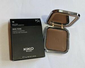 KIKO Milano Skin Tone Powder Foundation  Shade 16