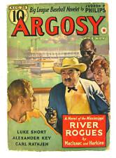 ARGOSY WEEKLY-August 26, 1939-Frank A Munsey Pulp