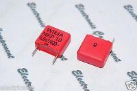 10pcs - WIMA MKP10 0.047uF (0.047µF 47nF) 400V 5% pitch:10mm Capacitor