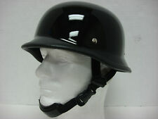 XXXL ~ Motorcycle Biker Cruiser Novelty German Helmet Touring Softail Sportster