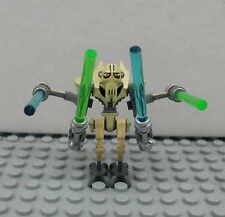 LEGO Star Wars - General Grievous (Clone Wars) - Figur Minifig NEU NEW 9515 8095