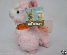New Japan Amuse Arpakasso Alpacasso Alpaca Plush Doll Toy Lovely pink